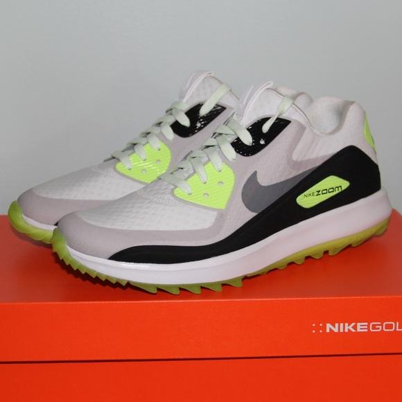 NEW Nike Air Zoom 90 IT Waterproof Golf Shoes 8.5 NWT